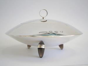 Jacques Fabian's Caviar dish