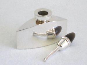 Stirling Silver perfume holder